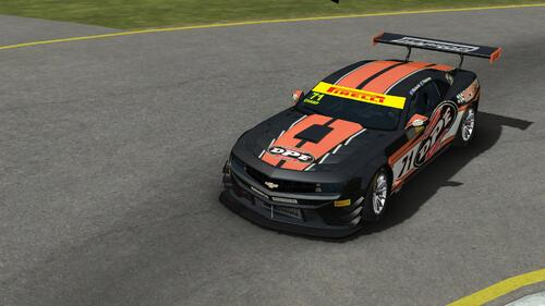Team DPM Motorsport Camaro GT3