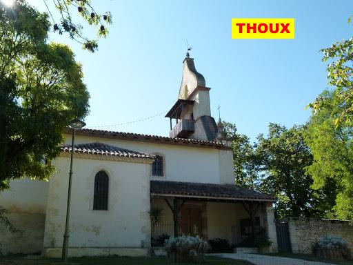 eglise St Martin (Thoux) - 32430 THOUX MessesInfo