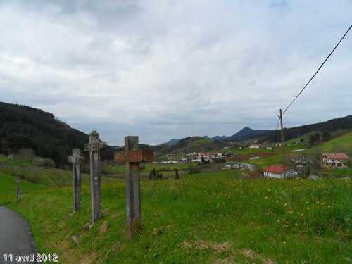 (J7) Markina-Xemein / Gernika 11 avril 2012 (Santo Tomas de Arratzu) _Suite_