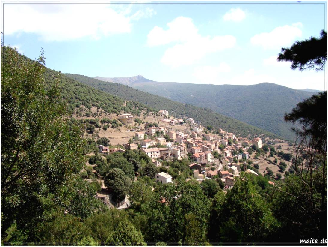 Petits villages corses (1)