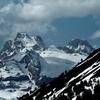Depuis Astún, le pico de Aspe