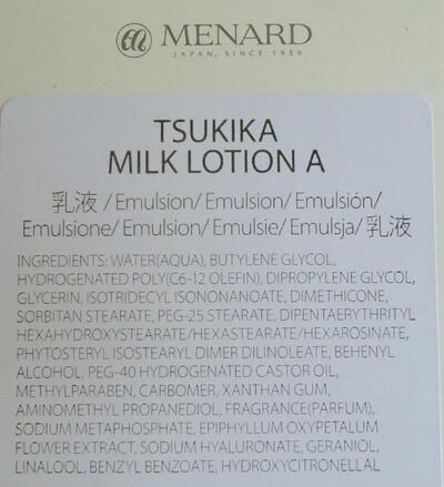 Menard - Tsukika, la déception...