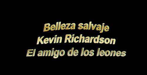 Les Fauves de Kevin Richarson-pps-