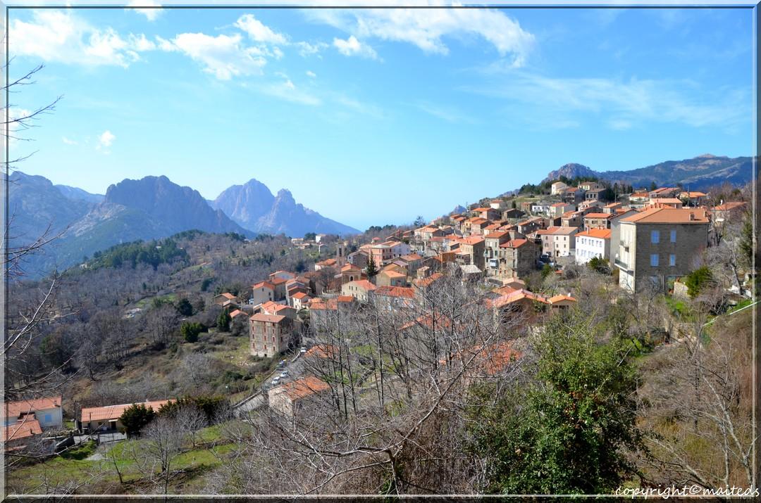 Evisa - Corse