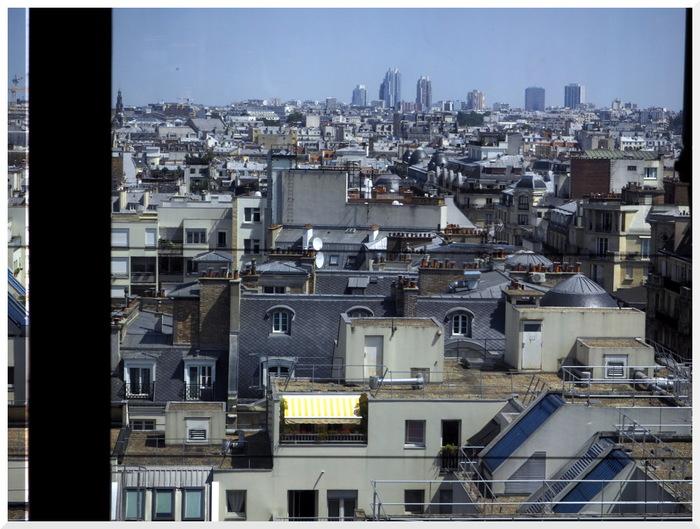 Exposition, UAM, une aventure moderne. Centre Pompidou