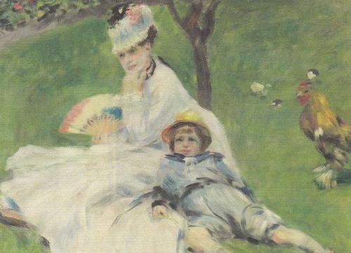 La collection secrète de Monet...
