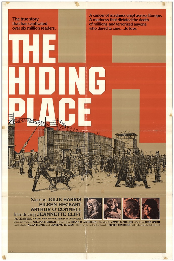 THE HIDING PLACE BOX OFFICE USA 1975