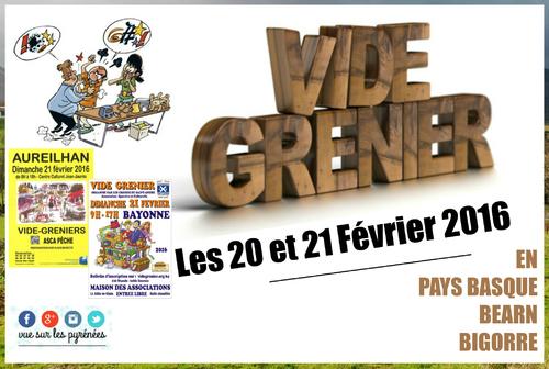 Vide greniers Pyrénées #3