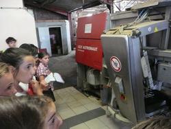 Visite à la Tome du Ramier