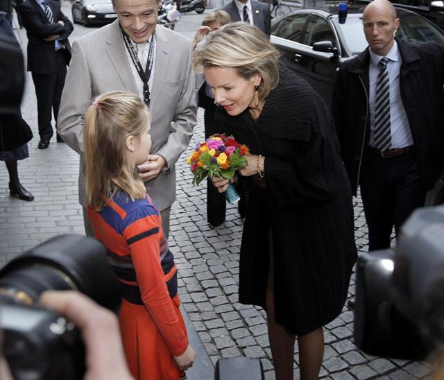 Mathilde et la maltraitance des enfants