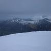 Du sommet du Plaa dou Soum, la Montagne du Rey et le massif du Moulle de Jaut