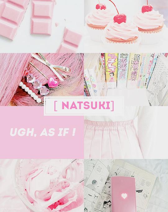 Picspam // Natsuki