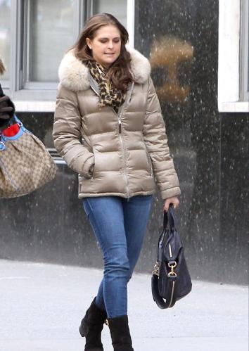 Madeleine à New York