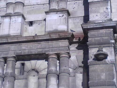 Façade de la Cathédrale d'Evreux