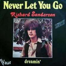 LOVER'S LOVE Richard Sanderson solo 1979