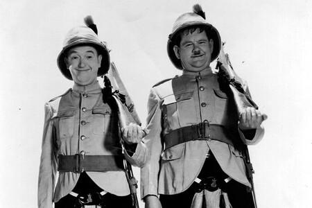 Laurel et Hardy, filmographie