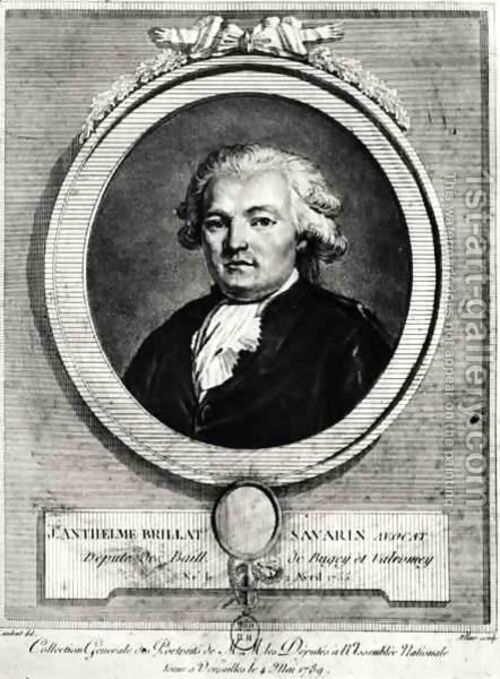 Jean-Anthelme Brillat-Savarin : biographie et anecdotes