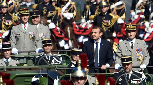 L'amateurisme de Monsieur Macron