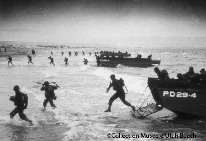 6 juin 1944 - 6 jujin 2020 : le débarquement - 76 ans