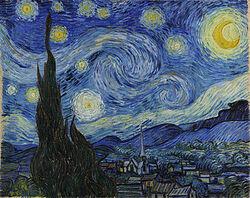 A la nuit venue, par Jolana