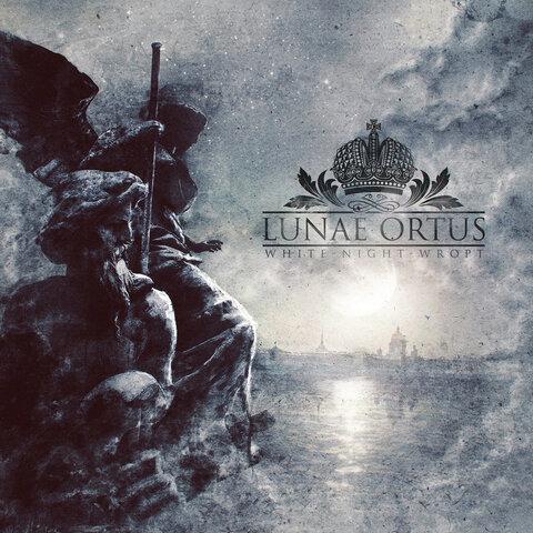 LUNAE ORTUS - Détails et extrait du premier album White-Night-Wropt