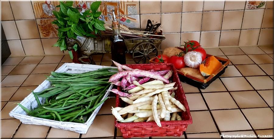 La soupe au pistou en Provence