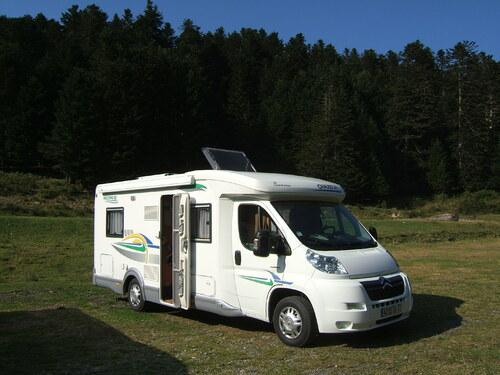 BIVOUACS DE RÊVE EN CAMPING-CAR