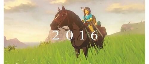 Zelda wii u sortira bien en 2016