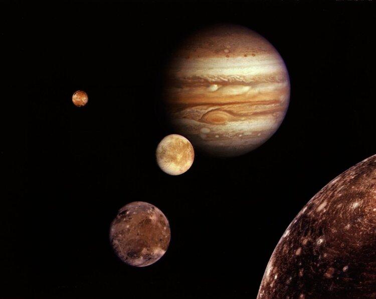 La Nasa publie des images inédites des pôles de Jupiter