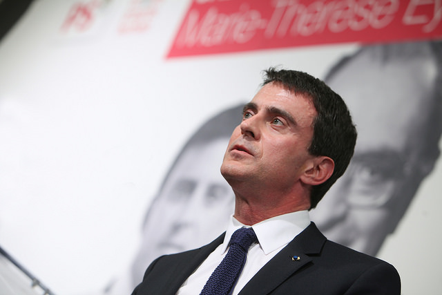 Aux propos inacceptables du Premier Ministre Manuel Valls