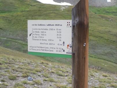 Col de Sollières