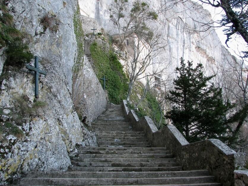 sainte baume grotte marie madeleine