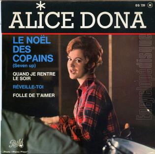 Alice Dona, 1964