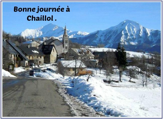 villageChaillol