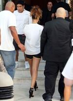 Rihanna quittant son hôtel à Miami : Nouvelles photos