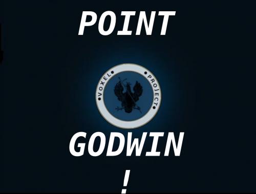 Projet Voxel ; point Godwin