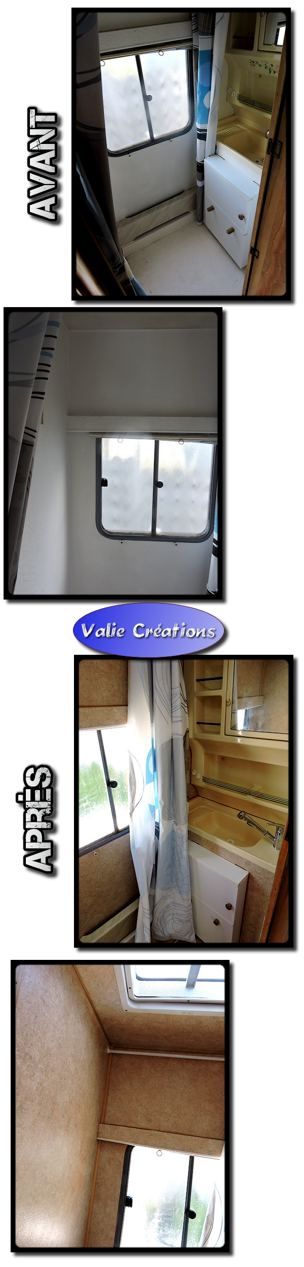 Rénovation de mon camping-car et présentation de mon voyage....