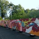 Dans le Parc Culturel Aimé Césaire - Photo : Yvon