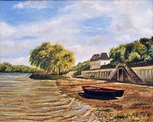 La Loire à st Seb
