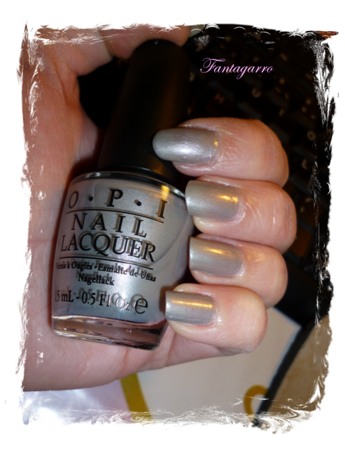 Swatch OPI - It's Totally Fort Worth it