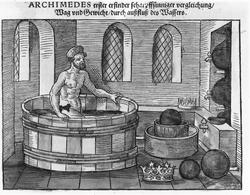 Archimède et la Couronne de Hiéron