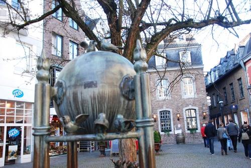 Aix-la-Zapelle, ville de Zarlemagne (photos)