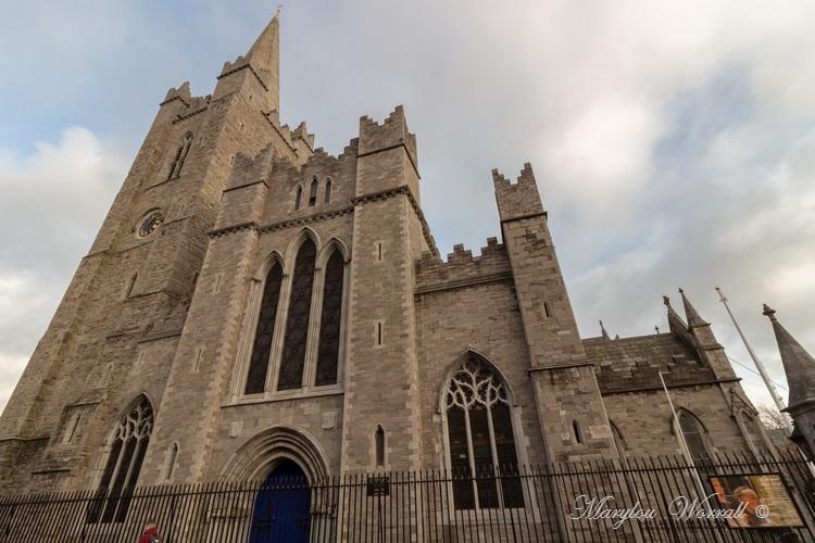 Irlande : Cathédrales de Dublin