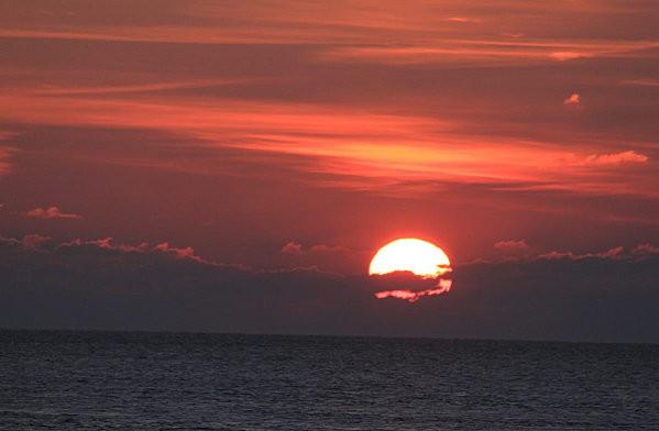 coucher de soleil à la Grande-Côte 12