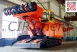 TIANZE MACHINERY: des abatteuses jusqu'à plus de 170 tonnes.