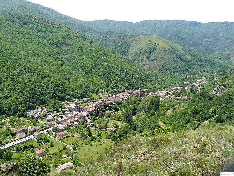 Image illustrative de l'article Mayres (Ardèche)