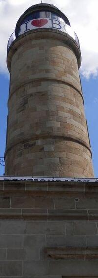 Le château d'eau (Office de Tourisme)