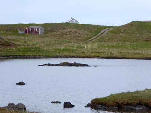 15 juin, de Búðardalur à Djúpidalur