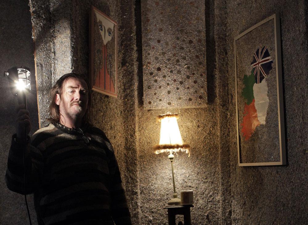 Un chômeur irlandais construit une maison à 1,4 milliard d'euros !