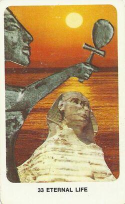 Tarot des Dakinis-33-Eternal Life